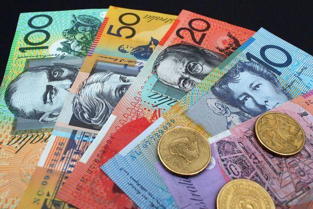 валюта австралийский доллар