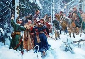 Militia poporului, care a salvat statul rusesc