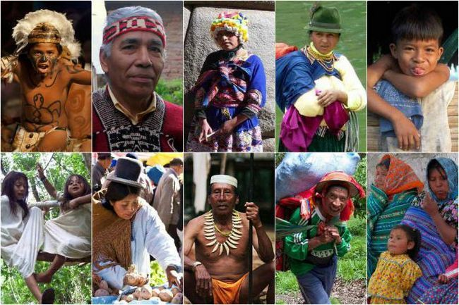 populația Americii Latine