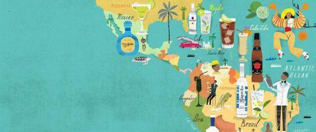 densitatea populației din America Latină