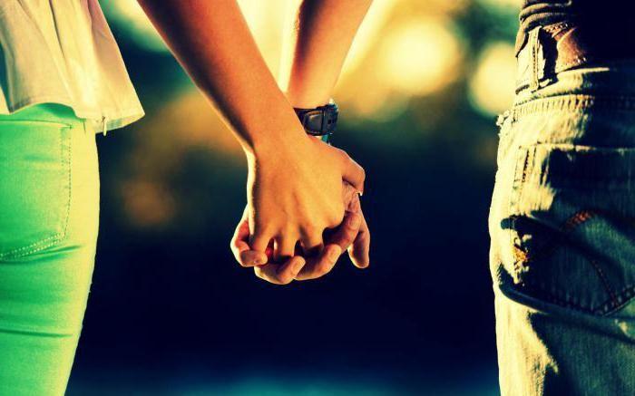 любовь в отношениях между мужчиной и женщиной