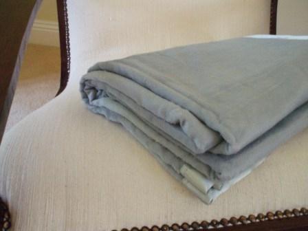 bambus pătură caldă