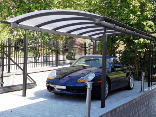 policarbonat carport