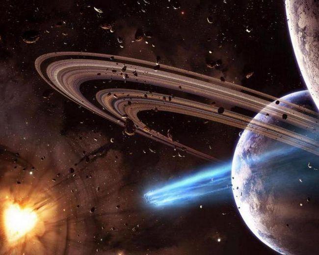 corpul ceresc într-un răspuns circular orbită