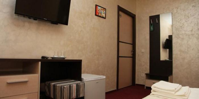 mini hotel în yekaterinburg ieftine