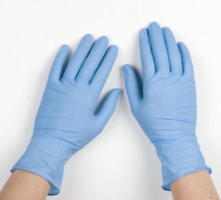 Mănuși din cauciuc