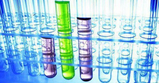clasele de chimie a compușilor anorganici