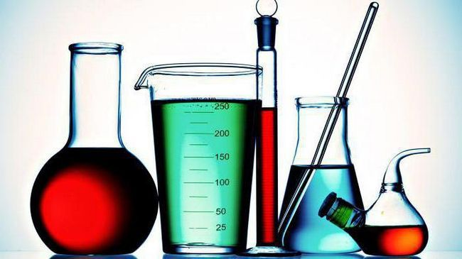 sarcini în chimia anorganică
