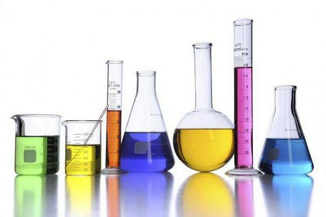 chimia anorganică este