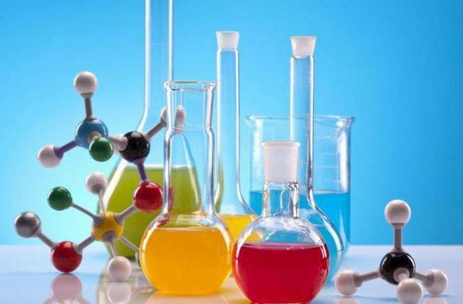 clasele de bază ale chimiei anorganice