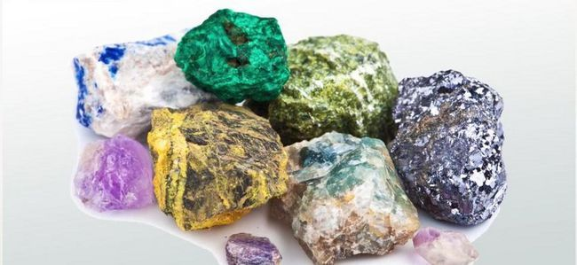 Proprietățile substanțelor anorganice