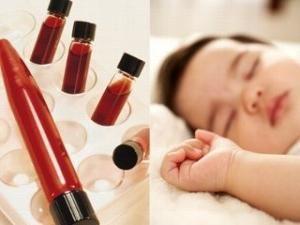 normele testelor de sânge la copii
