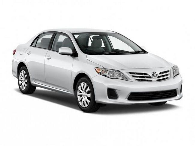 New Corolla 2013 ca mașină a viitorului