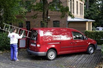 Noul Caddy Volkswagen. Privire de ansamblu asupra