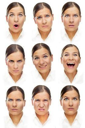 expresii faciale