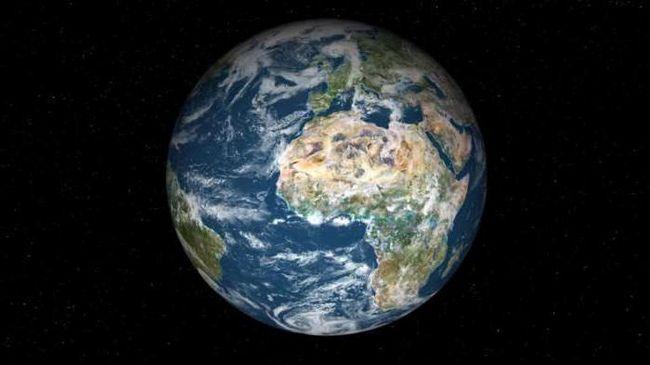 ce formă are Pământul?