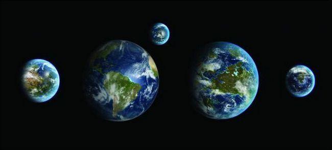 ce formă are orbita Pământului?