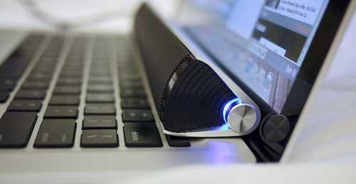 cum să amplificați sunetul pe un laptop