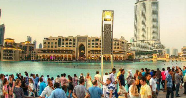 Numărul populației din Emiratele Arabe Unite
