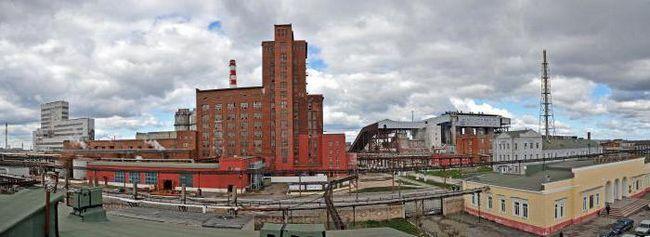 OJSC Berezniki Soda Plant