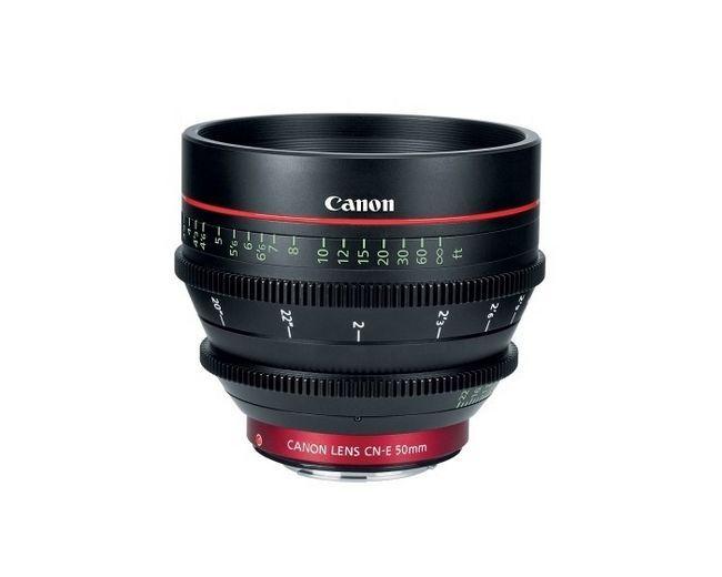 lentilă pentru canon