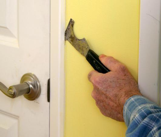 обналичка дверей своими руками