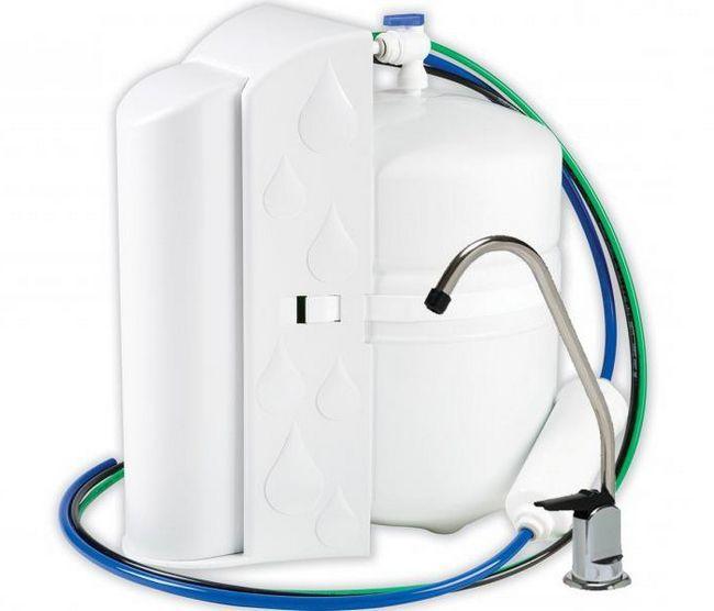 instalații de tratare a apei cu osmoză inversă