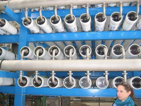 sistem de purificare a apei cu osmoza