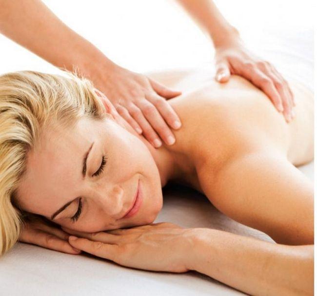 masaj general de spate