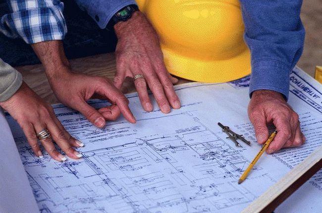 Proiect general de organizare a construcțiilor
