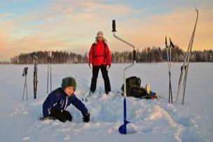 Încălțăminte pentru pescuit de iarnă. Caracteristici de alegere