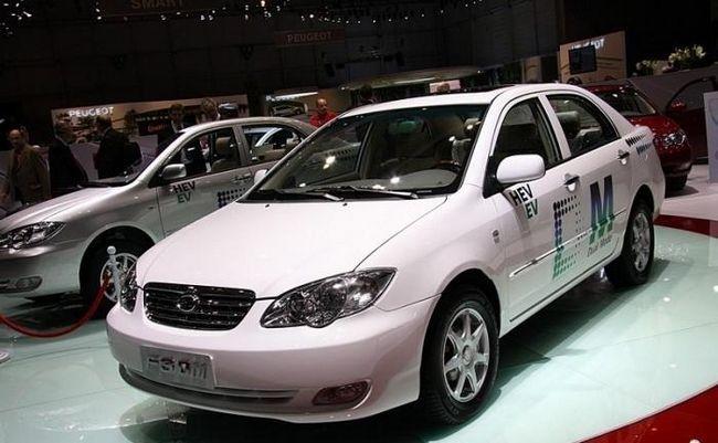 BYD F3 recenzie masina: recenzii, specificatii, principalele aspecte de design si interior