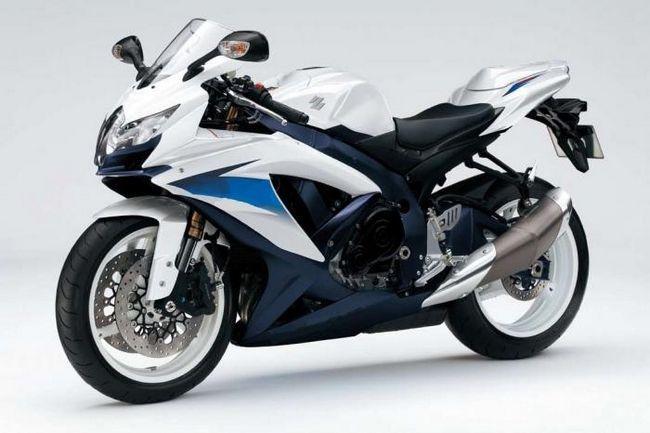 Prezentare generală a caracteristicilor motocicletei Suzuki GSX-R 600