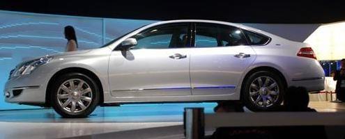 Revizuirea modelelor companiei Nissan. Teana 2013 - sedan de afaceri actualizat