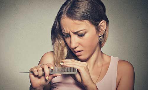 Ce să faci cu căderea părului?