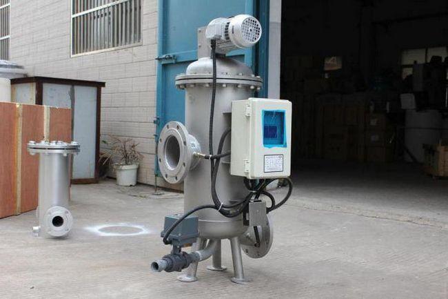 filtru mecanic de purificare a apei