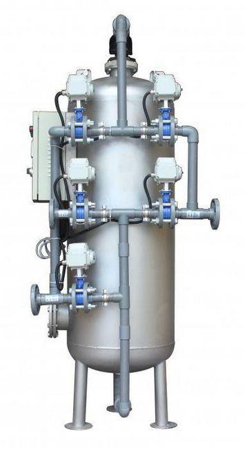 filtru mecanic de spălare