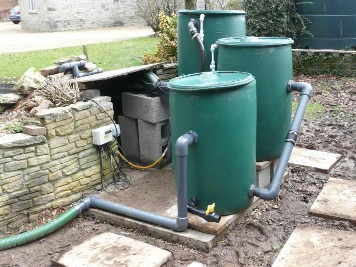 instalații de tratare a apei