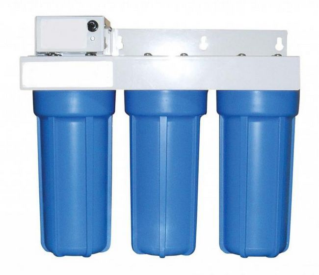 purificarea apei de la bine
