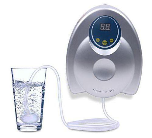 tratarea apei cu ozon