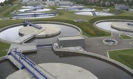 instalații de tratare a apelor uzate menajere