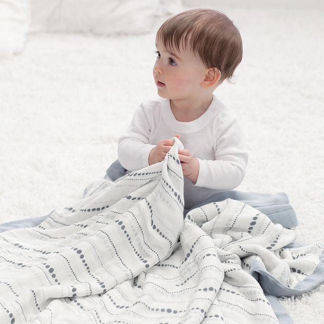 Pătură de bambus pentru copii