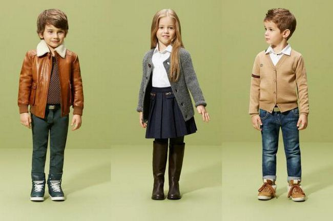 Gucci pentru copii