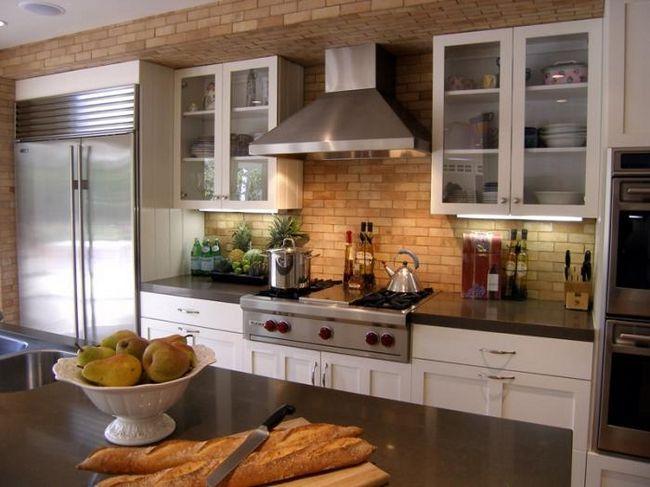 decorarea bucătăriei prin propriile mâini