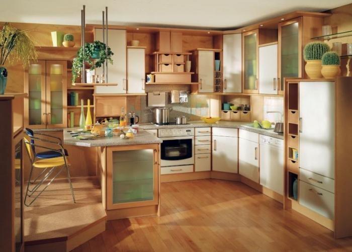 exemple de design de bucătărie