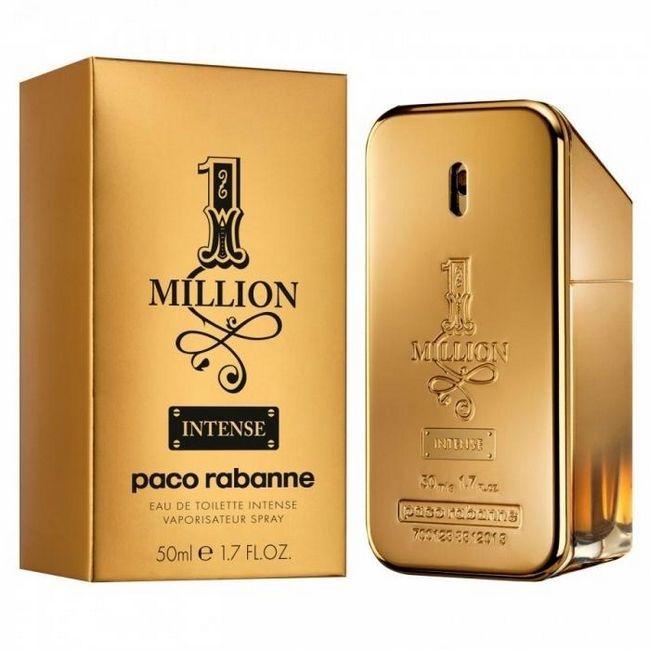 `One Million` Paco Rabanne - парфюм настоящего мужчины
