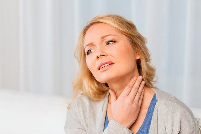 Standardul tiroidian la femei
