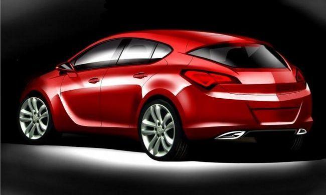 Opel Astra domestic - calitate germană în versiunea rusă