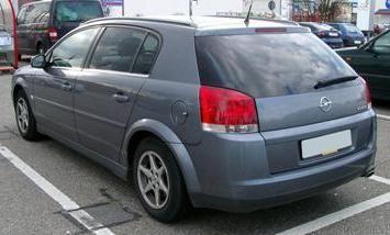 Opel Signum - o mașină de concepte ridicate