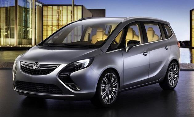 Opel Zafira Tourer - o masina buna pentru o familie mare